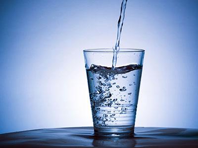 طعم آب