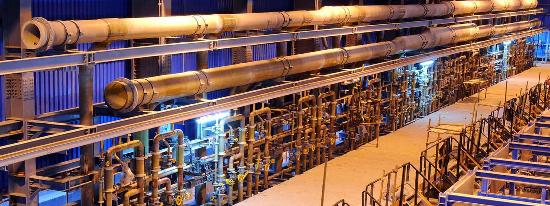 جامع ترین راه کارها در صنایع نفت، پالایش و پتروشیمی