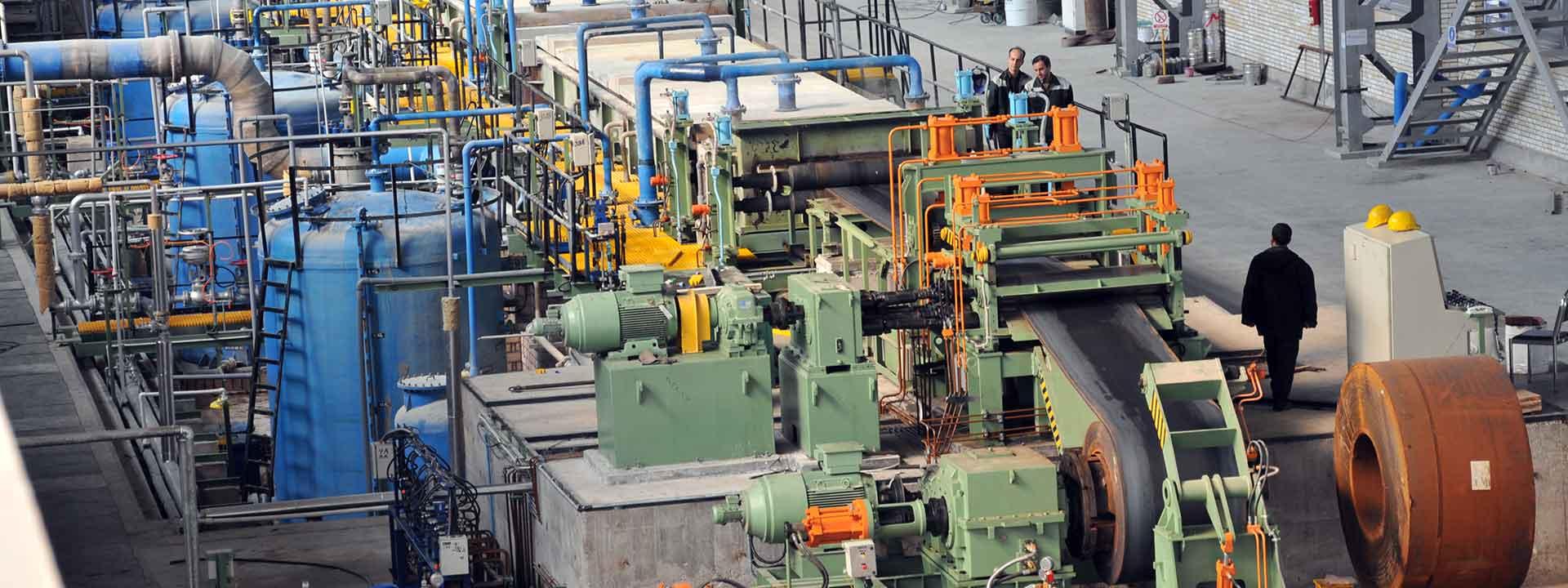 ارایه جامع ترین راهکارها در رابطه با صنایع مس و فولاد